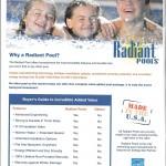 Why Radiant Pools 2016