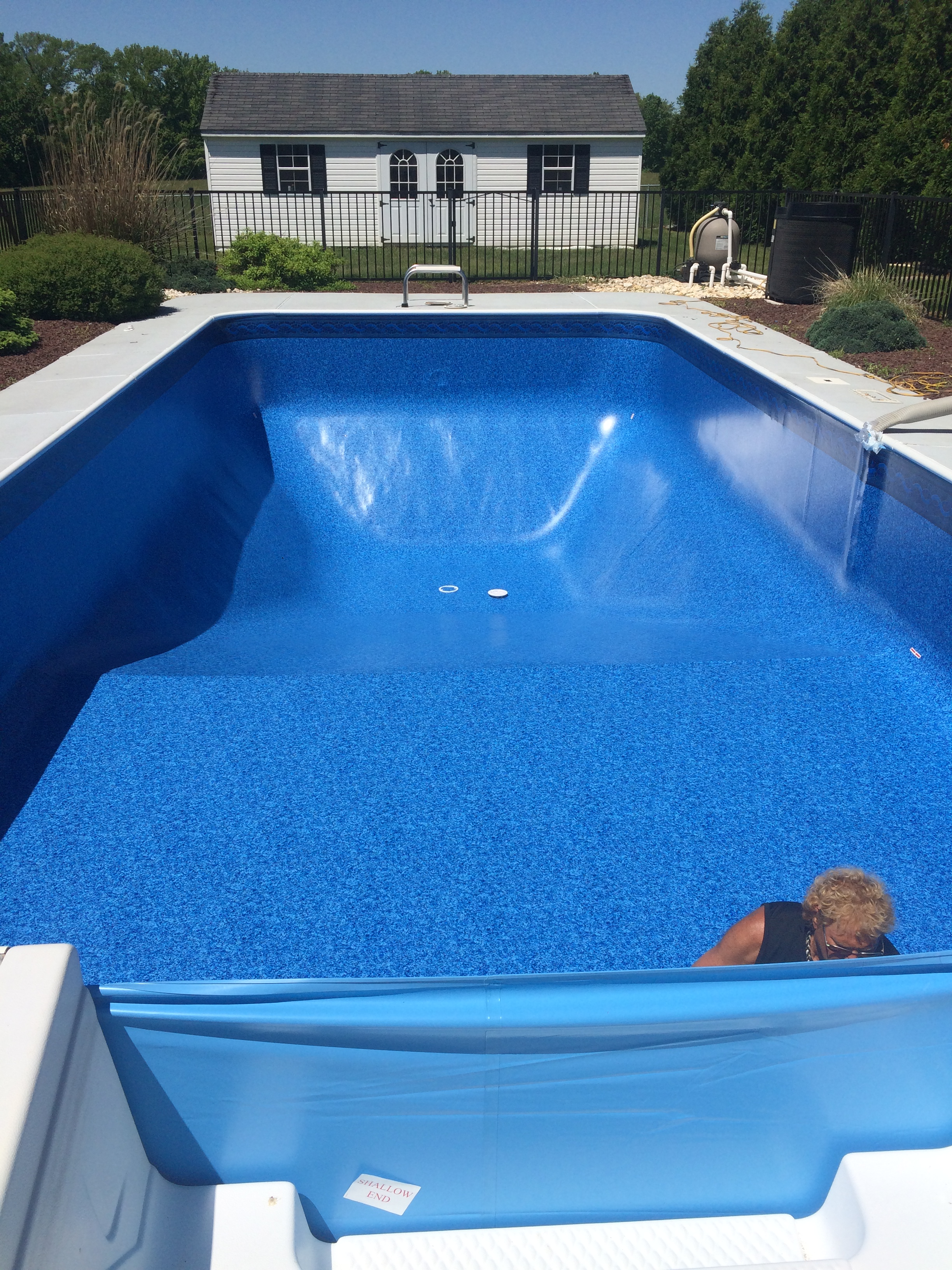 Vinyl Liner Replacements Century Pools Swimming Pools Nj Century Pools New Jersey